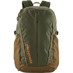 Patagonia Refugio Pack 28L, industrial green